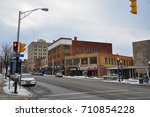 utica  ny  usa   feb. 22  2013  ... | Shutterstock . vector #710854228