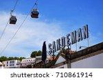 porto  portugal   april 27 ... | Shutterstock . vector #710861914