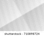 abstract background with lines... | Shutterstock .eps vector #710898724