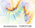 abstract colorful textured... | Shutterstock . vector #710927158