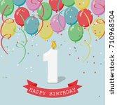 Happy First Birthday...