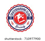 modern sports badge logo  ...