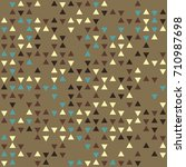 geometric pattern design    Shutterstock .eps vector #710987698