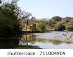 national ipanema forest   iper  ... | Shutterstock . vector #711004909