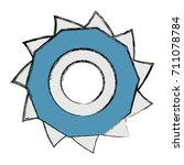 plantilla 100 | Shutterstock .eps vector #711078784