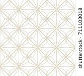art deco seamless background.   Shutterstock .eps vector #711103018