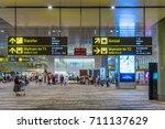 singapore   july 16  2017 ... | Shutterstock . vector #711137629