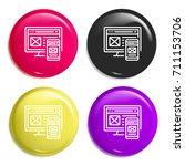 adaptive layout multi color...