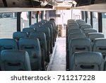 gray empty seats of a large... | Shutterstock . vector #711217228