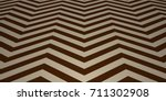 abstract zig zag pattern... | Shutterstock .eps vector #711302908