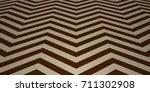 abstract zig zag pattern... | Shutterstock .eps vector #711302908