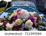 Oldtimer Wedding Floral...