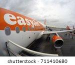amsterdam  netherlands  january ... | Shutterstock . vector #711410680