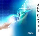 biochemistry infographics... | Shutterstock .eps vector #711472564