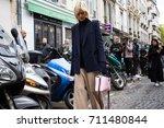 paris october 4  2016. dutch...   Shutterstock . vector #711480844