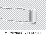 vector realistic illustration... | Shutterstock .eps vector #711487318