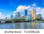 ningbo city scenery  | Shutterstock . vector #711508126