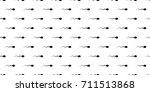 sperm seamless pattern vector... | Shutterstock .eps vector #711513868