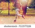 fitness  sport  people  wear... | Shutterstock . vector #711577228
