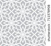geometric seamless pattern.... | Shutterstock .eps vector #711578908