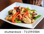 Stir Fried Cashew Chicken ...