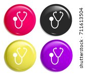 doctor stethoscope multi color...
