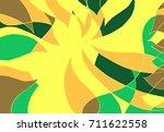 abstract pattern  creative... | Shutterstock . vector #711622558