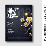 vector illustration of happy...   Shutterstock .eps vector #711654769