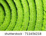 sponge rubber foam sheet... | Shutterstock . vector #711656218