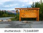 Denali  Alaska   August 26 ...