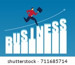 business and business people