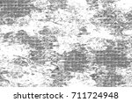 grunge background of black and... | Shutterstock . vector #711724948