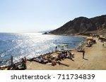 red sea   egypt | Shutterstock . vector #711734839