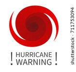 hurricane indication. graphic... | Shutterstock .eps vector #711753094