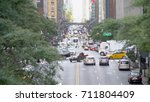 defocus blur long view down...   Shutterstock . vector #711804409