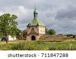 Ruins Of Johannisborg Castle...