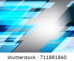 blue abstract background | Shutterstock .eps vector #711881860