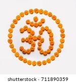 Stock Photo Word Aum Om - Fine Art prints