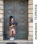 Edinburgh Scotland   July 26  ...