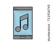 smartphone music online app...