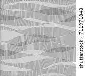 vector mathematical  curve... | Shutterstock .eps vector #711971848