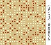 geometric pattern design    Shutterstock .eps vector #711977674
