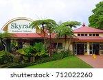 kuranda  australia  4 aug 2017  ... | Shutterstock . vector #712022260