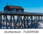 belmar  nj usa    september 9 ... | Shutterstock . vector #712039330