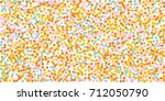 bright background of... | Shutterstock .eps vector #712050790