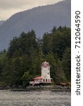 Small photo of Rockwell Lighthouse Hotel, Sitka Alaska. A true Sitka landmark, the Rockwell Lighthouse Hotel is located one mile from Sealing or Crescent Harbor.