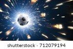 soccer. soccer ball. soccer...   Shutterstock . vector #712079194