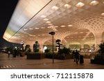 mumbai  september 2017  mumbai...   Shutterstock . vector #712115878