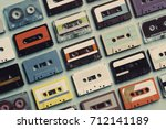 Cassette Tape Vintage Style...