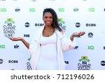 los angeles   sep 8   jennifer... | Shutterstock . vector #712196026